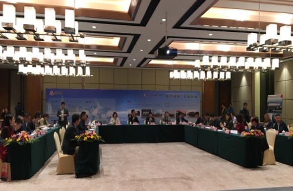 《物流企业石油化工产品公路运输服务要求与能力评估指标》行业标准启动会在滁州成功召开