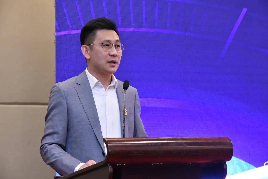 刘宇航在天津2021中国危险货物法规标准公益宣贯会上的致辞