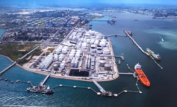 中物联危化品物流分会2018亚洲考察团第五站:到访裕廊岛及欧德油储新加坡公司